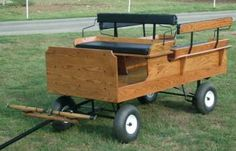 Nikki's Pony Express - Amish Handcrafted Carts.Wagons & Harness Etc. Dog & Goat Carts