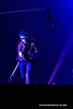 Matt Bellamy - Muse by she said boom!!, via Flickr