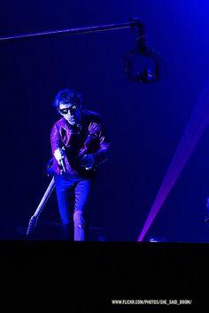 Matt Bellamy - Muse by she said boom!!, via Flickr