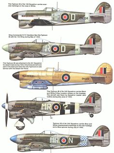 RAF Hawker Typhoon