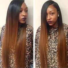 #hairinspo very beautiful ombre hair color   #hair #ombrehair #beautifulhair #style #beauty #fashion