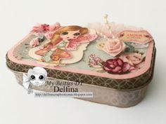Delfina scrapbook y más...: My besties