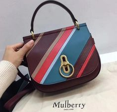 Mulberry Fall Winter 2017 Amberley Satchel 02 cheap Mulberry bags 9cd53fb94f2aa