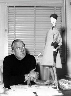 Jacques Tati, ca. 1958