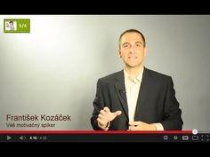 """Aké 2 techniky môžeš použiť, aby si zvýšil svoje sebavedomie? To ťa naučí Fero Kozáček vo svojom 5.videu miniseriála """"Ako zvýšiť svoje sebavedomie""""..."""