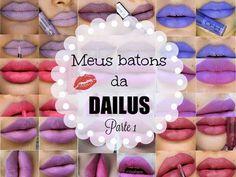 Assista esta dica sobre Meus Batons da Dailus - Parte 1 (Dicas pra pele morena e negra)  Laís Skopein e muitas outras dicas de maquiagem no nosso vlog Dicas de Maquiagem.
