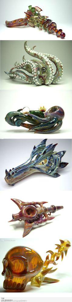Glorious Glassware