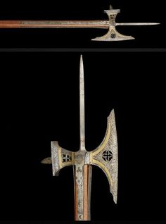 Foot Axe      Dated: circa 1480     Culture: Burgundian or French