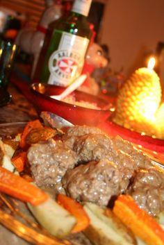 Norwegian Inspired Winter Solstice Dinner