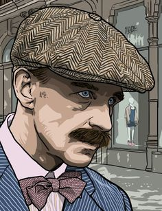 Arthur Shelby in Bilbao
