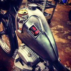 pinterest.com/fra411 #classic #custom #motorbike