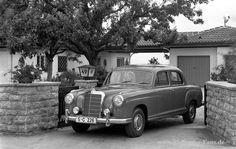 """Mercedes-Benz Baureihen: """"Ponton S-Klasse"""" Typ 220 (W180, 1954-'59): Der große Bruder des eigentlichen Ponton-Mercedes - Classic - Mercedes-Fans - Das Magazin für Mercedes-Benz-Enthusiasten"""