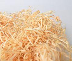 Organic Wood wool 150g, packing material, packaging box filling, Ester decorations, easter basket filler, wood shred, gift basket shred