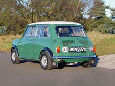 1965 Austin Mini Cooper S 1275cc Mk I - 'Twini' .. Sold for £29.150 .