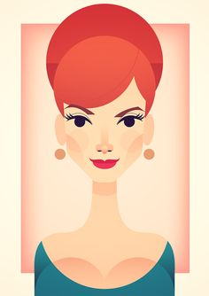 Image of My favourite redhead by Stanley Chow