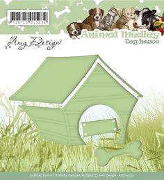 Amy Design AM ADD10022 mallen Dog House / Hondehok