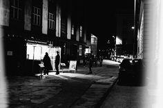 dark street by Jürgen Cordt
