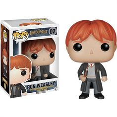 Funko releasing Harry Potter - Ron Weasley Pop! Vinyl figure