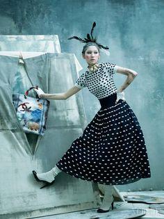2014.03, Vogue, Kim Jin Kyung