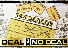 Is your man a risk taker?! Find out just how risky he is with a little game of Deal or No Deal in the bedroom! www.TheDatingDivas.com #intimatemoments #bedroomromance #intimacy