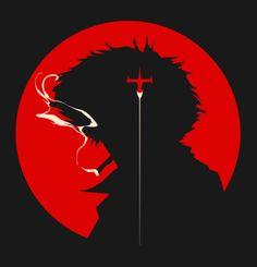 Check out this awesome 'Cowboy Bebop' design on Matilda, Cowboy Bebop Wallpapers, Cowboy Bebop Tattoo, Manga Anime, Anime Art, Cowboy Bepop, See You Space Cowboy, Samurai Artwork, Circle Tattoos