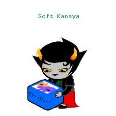 Kanaya, animated, moods, Soft, Kitty