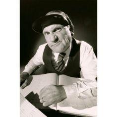 Portrait of male accountant Canvas Art - (24 x 36)