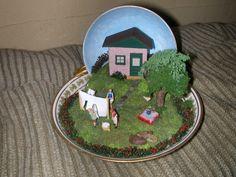 Mis creaciones miniatura - por Pamela O'Brien