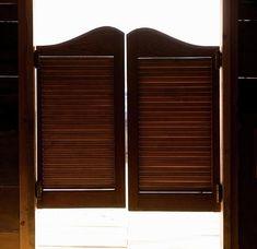 Juego De Dos Puertas Para Bar Medida 90 X 100 Cm