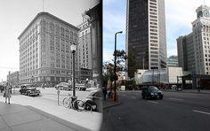 Birks Building Site - 1946/2010