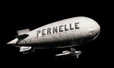 [1920] Pernelle airship / Dirigeable Pernelle