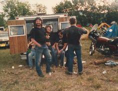memorial day biker party