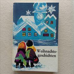 Weihnachtsbuch aus den 70er Jahren vom Tosa Verlag.