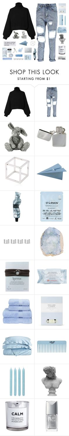 """""""41   blue & grey"""" by takenwithpizza ❤ liked on Polyvore featuring Diesel, Royal Selangor, Caterina Zangrando, CB2, Aesop, Starskin, Maison Margiela, Japonesque, Dogeared and First Aid Beauty"""