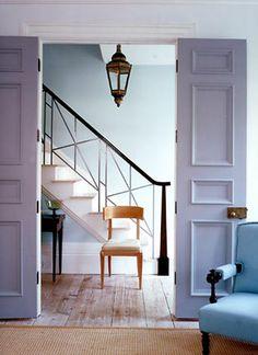 floors, doors, and wallcolor