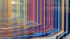 Racing Colour Best known for his distinctive pouring technique, Ian Davenport has made a name for himself in the art. Stainless Steel Panels, Furniture Online, Art World, Concept Art, Core, Racing, Canvas, Pictures, Painting
