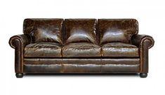 Sedona Leather Sofa Collection