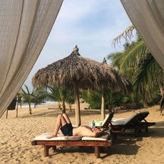 Haunted Beaches and the World's Best Fish Tacos in Sayulita, Mexico | Nordstrom Fashion Blog