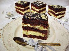 Prajitura cu crema de mascarpone si ananas Romanian Desserts, Romanian Food, Hungarian Cake, Cake Recipes, Dessert Recipes, Pastry Cake, Food Cakes, Something Sweet, Ice Cream Recipes