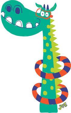 PupeilustraJoe Hopi - Pupeilustra Kids Market, Baby Boy Room Decor, Cute Monsters, Monster Art, Owl Art, Kids Prints, Cartoon Kids, Nursery Prints, Cute Illustration