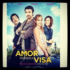 HOY EN NUESTRO TIP DE CINE: AMOR A PRIMERA VISA.: ,