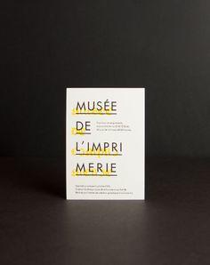 La casse / Musée de l'imprimerie