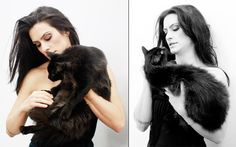 gato preto mais lindo do mundo - Pesquisa Google