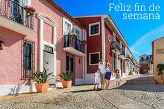 Os deseamos que tengáis un buen puente y un gran fin de semana en familia :) #puebloacantilado #puebloacantiladosuites #resort