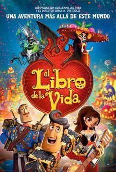 World unickShak: EL LIBRO DE LA VIDA - THE BOOK OF LIFE / cinemas MEXICO and USA Estreno: 16 de Octubre 2014 (cine MÉXICO) Premiere: 17th October 2014 (cinemas USA)