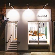 SEATTLE | ANNE & VALENTIN Eclectic Restaurant, Seattle Area, Creative Studio, The Neighbourhood, Interior Decorating, New Homes, Eyewear Online, Ceiling Lights, Architecture