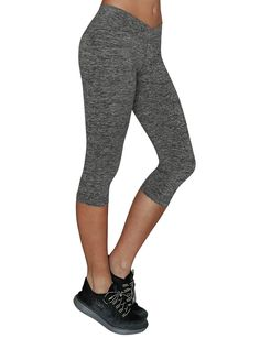 These Leggings Have More Than 3,000 Five-Star Reviews on Amazon - Yogareflex Power Flex Capris from InStyle.com