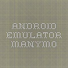 Android emulator - Manymo