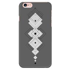 Scifr: SG Diamonds, Gray iPhone case for 5/5s/SE/6/6s/6 /7