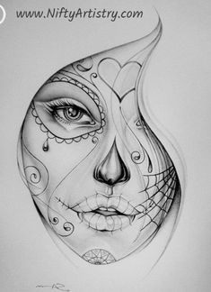 Chicano Girl Face Tattoo Sketch – Pin Store – Drawing Tattoos – … - Famous Last Words Face Tattoos, Tattoos, Girl Face Drawing, Sleeve Tattoos, Face Tattoo, Girl Face Tattoo, Girl Tattoos, Face Drawing, Tattoo Designs
